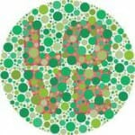 Blindness test