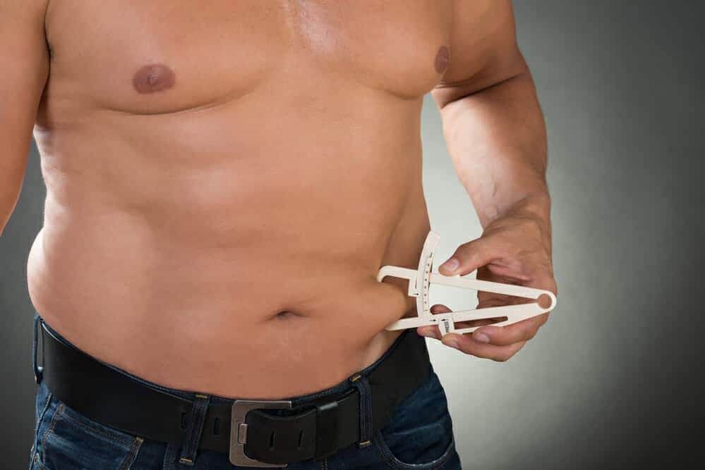 Body Fat Caliper - Manual Body Fat Measurement