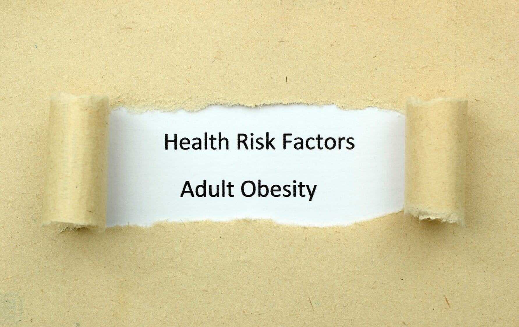 Health risk factors of adult obesity