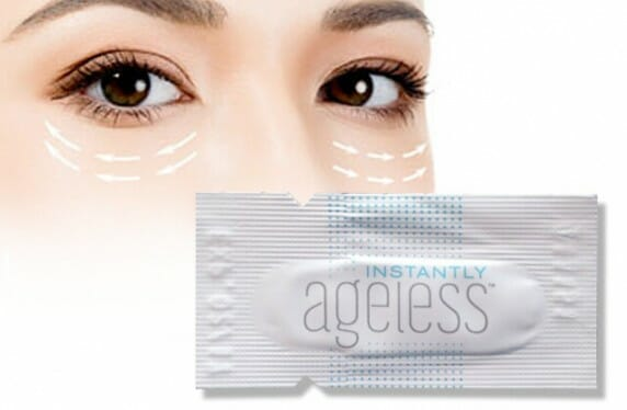 instantly ageless eye cream