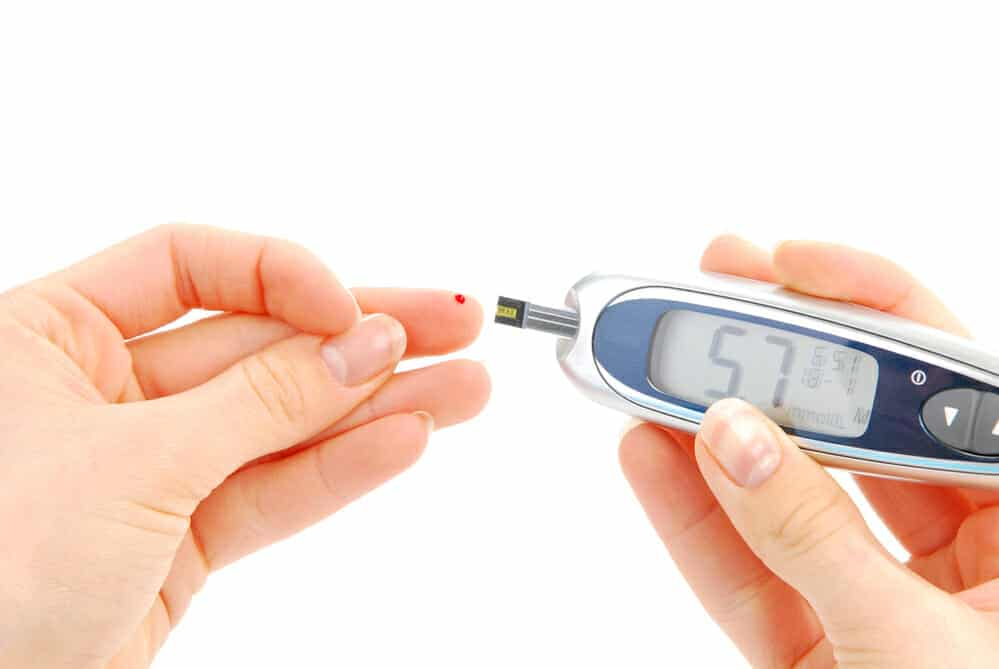 Diabetes low sugars with intense xercise