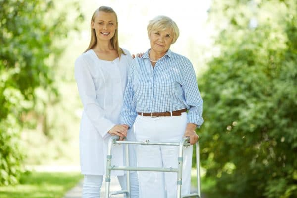 Brain Activity of Healthy Older Adults Could Help Predict Risk of Falling