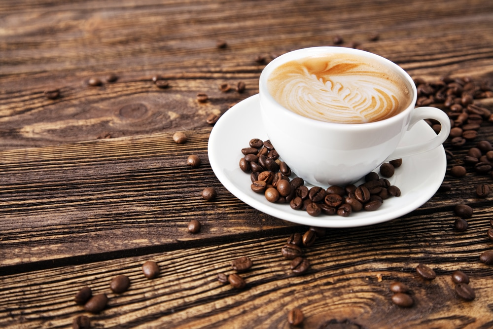 Caffeine and Herpes: Good and Bad