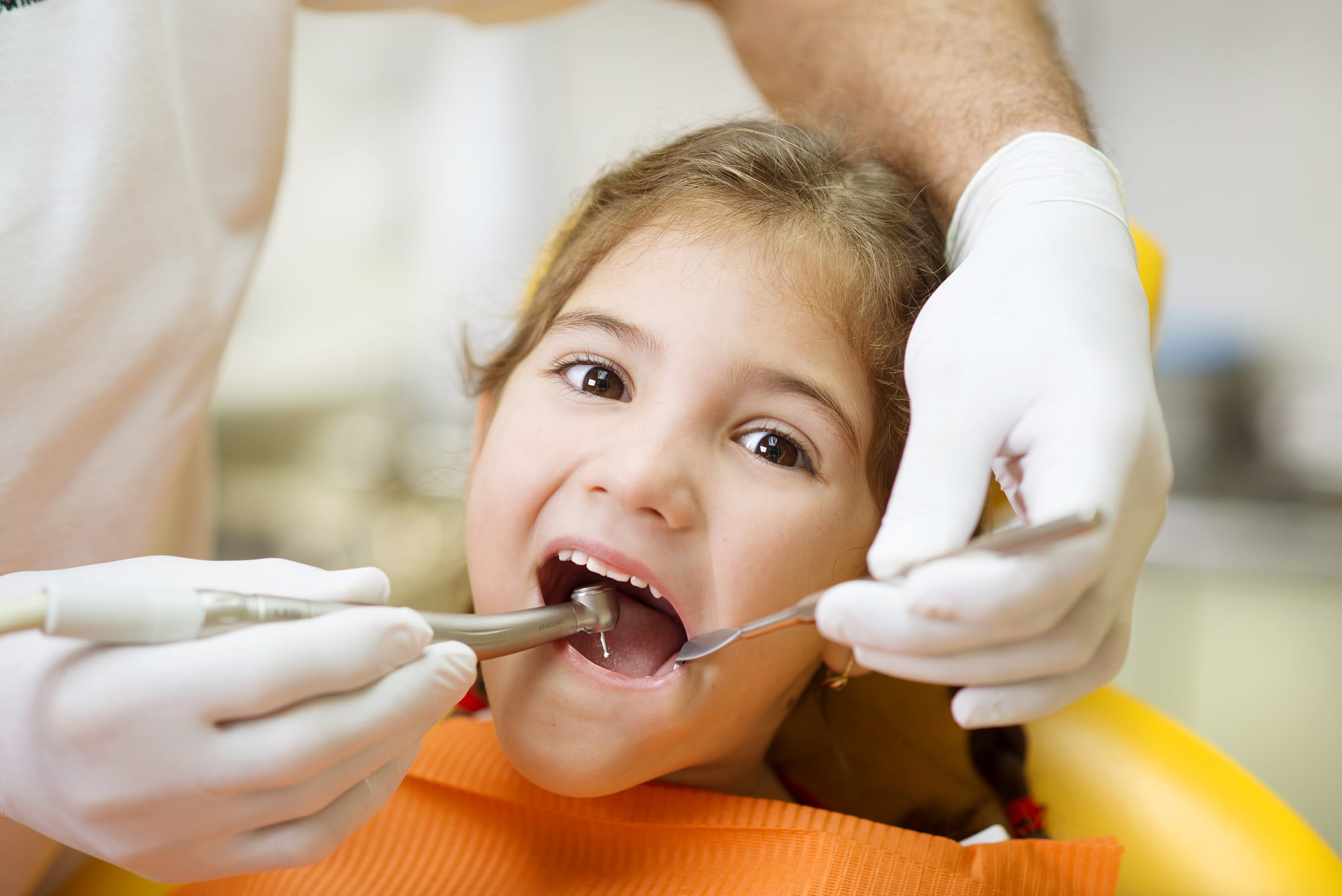 dentist teeth kids happy tooth smile Preparing Your Child For A Visit To The Dentist